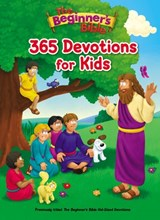 The Beginner's Bible 365 Devotions for Kids | Zondervan |