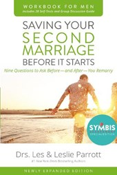 Saving Your Second Marriage Before It Starts Workbook for Men Updated | Les And Leslie Parrott |