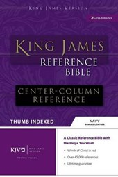 Reference Bible-KJV-Center Column