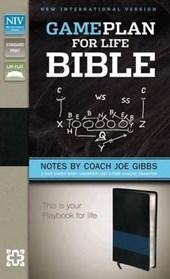 Game Plan for Life Bible-NIV