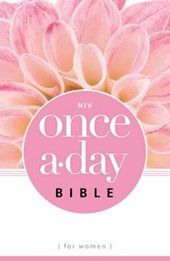 NIV Once A Day Bible for Women