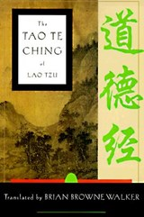 The Tao Te Ching of Lao Tzu | auteur onbekend |