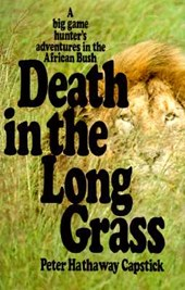 Capstick, P: Death in the Long Grass