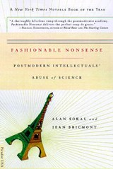 Fashionable Nonsense | Sokal, Alan D. ; Bricmont, Jean |
