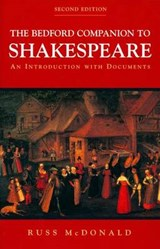 The Bedford Companion to Shakespeare | Russ McDonald |