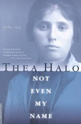 Not Even My Name | Thea Halo |