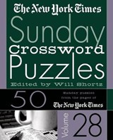The New York Times Sunday Crossword Puzzles | Will Shortz |