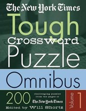 The New York Times Tough Crossword Puzzle Omnibus