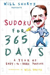 Will Shortz Presents Sudoku for 365 Days |  |