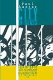 City of Glass. A Graphic Mystery | Paul Auster |