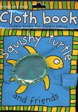 Squishy Turtle Cloth Book | Roger Priddy |