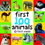 First 100 Animals | Roger Priddy |