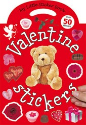 My Little Sticker Book Valentine