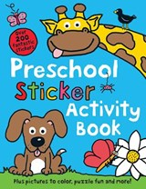 Preschool Color and Activity Book | Edwards, Hermione ; Russell, Holly |