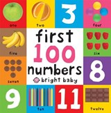 First 100 Numbers | Roger Priddy |