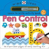 Wipe Clean Pen Control | Roger Priddy |
