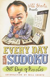 Will Shortz Presents Every Day with Sudoku