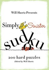 Will Shortz Presents Simply Sinister Sudoku | auteur onbekend |