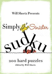 Will Shortz Presents Simply Sinister Sudoku