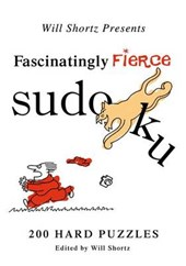 Will Shortz Presents Fascinatingly Fierce Sudoku
