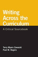 Writing Across the Curriculum |  |