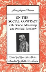 On the Social Contract | Jean-Jacques Rousseau |