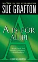 A Is for Alibi | Sue Grafton |