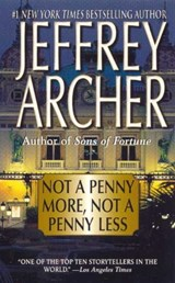 Not a Penny More, Not a Penny Less | Jeffrey Archer |