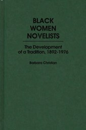 Black Women Novelists