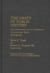 Craft of Public History
