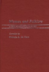 Women and Folklore | Francis A.De Caro |