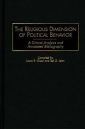 The Religious Dimension of Political Behavior