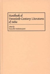 Handbook of Twentieth-Century Literatures of India