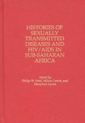 Histories of Sexually Transmitted Diseases And HIV/Aids in Sub-saharan Africa