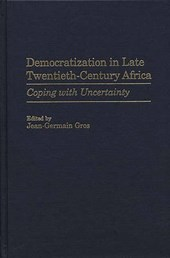 Democratization in Late Twentieth-Century Africa