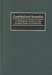 Constitutional Remedies