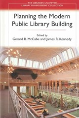 Planning the Modern Public Library Building | auteur onbekend |