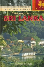 The History of Sri Lanka | Patrick Peebles |