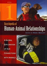 Encyclopedia of Human-Animal Relationships | auteur onbekend |