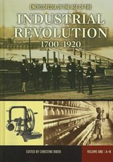 Encyclopedia of the Age of the Industrial Revolution | auteur onbekend |