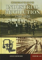 Encyclopedia of the Age of the Industrial Revolution