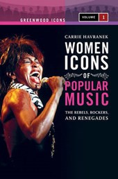Women Icons of Popular Music