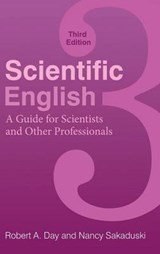 Scientific English | Robert Day |