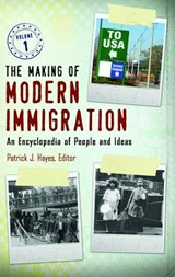 The Making of Modern Immigration | auteur onbekend |