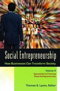 Social Entrepreneurship £3 volumes] | Thomas S Lyons |