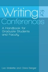 Writing for Conferences | Leo Mallette |