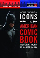 Icons of the American Comic Book 2 Volume Set