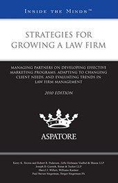 Strategies for Growing a Law Firm