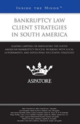Bankruptcy Law Client Strategies in South America | Julio Cesar Rivera |