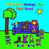 Reading Makes You Feel Good | Todd Parr |